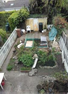 Garden April 2017