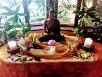 Retreat shrine